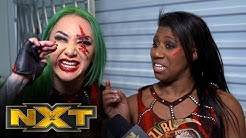 Shotzi Blackheart Ember Moon are ready to make history WWE Network Exclusive Feb 10 2021