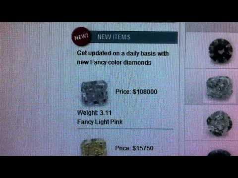 Blue Diamonds | Argyle Diamonds