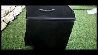 Vintage Classic Car Old Luggage Boot Trunk / Chest Wolseley,daimler,austin,riley