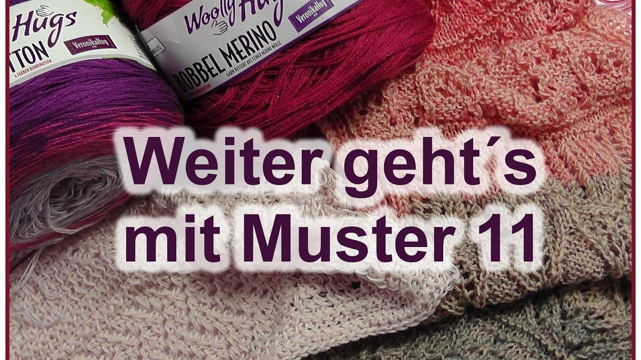 Multimus gestrickt - Muster 11 - Veronika Hug