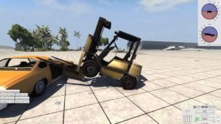 BeamNG.drive - DSC Forklift