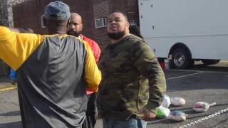 HouzmazooNetwork Presents: Project Give Back 22nd Annual Turkey Drive  Vlog Featuring Silas Grant