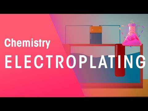 How Does Electroplating Work | Chemistry for All | FuseSchool