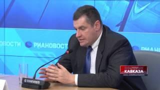 """Л. Слуцкий: """"В будущем Азербайджан может присоединиться к евразийскому проекту"""""""
