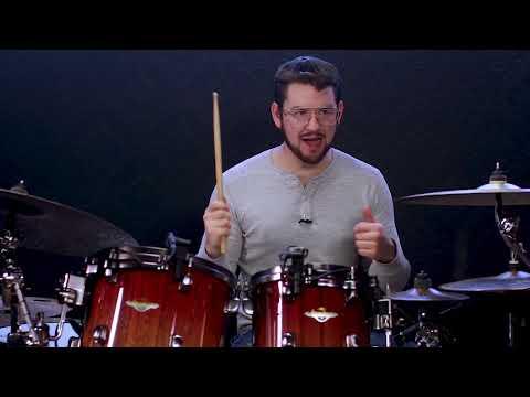 Vic Firth Matt Garstka Signature Series Drum Sticks