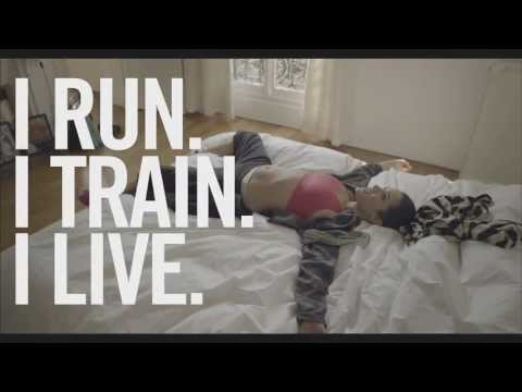 Sabrina Ouazani présente Nike Training Club
