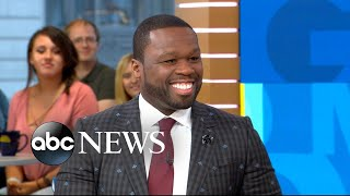 Rapper 50 Cent reveals his hidden talent but says,