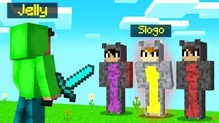 Can YOU SPOT The REAL SLOGO?! (Minecraft Guess Who)