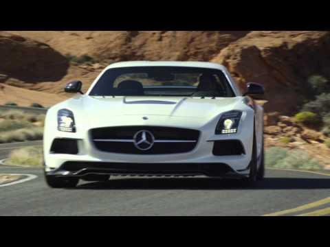 The SLS AMG Coupé Black Series - Mercedes-Benz original