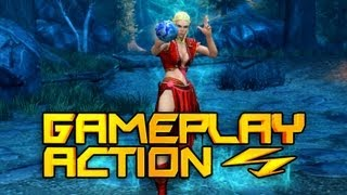 Neverwinter Control Wizard w/ Cryptic Q&A - Gameplay Action HD