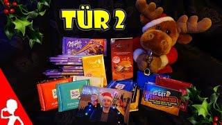 2nd Adventskalender Door ❄ Get Germanized Advent Calendar 2015 ❄ Free German Chocolate