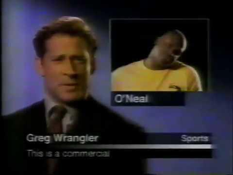 Shaq's Taco Neck 1997