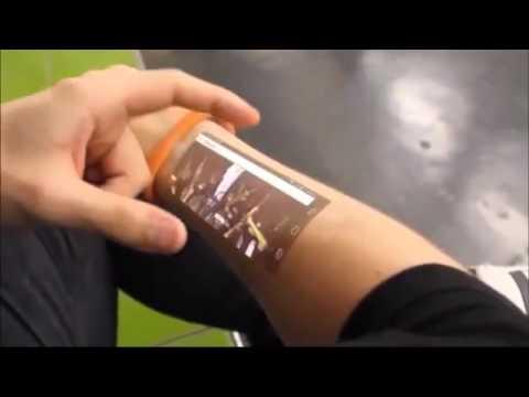 Tinitell — телефон-браслет для детей - YouTube