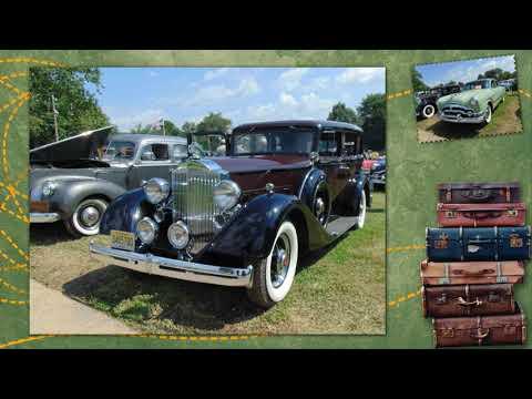 55Th Annual Das Awkscht Fescht Antique & Classic Car Show Magunie Pa. 8~4~18 VD2
