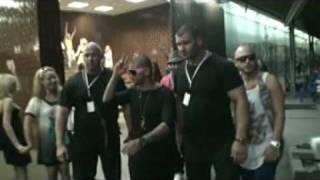 Премия МУЗ-ТВ 2010 (бэкстейдж)