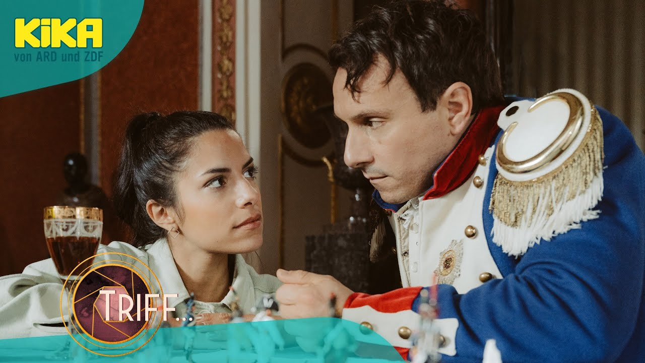 Download Triff... - 10. Napoleon   Mehr auf KiKA.de