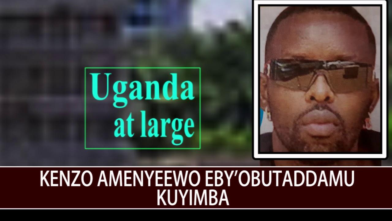 Kenzo amenyeewo eby'okugaana okuyimba mu Uganda