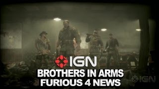 IGN News - Brothers In Arms: Furious 4 Changes Planned