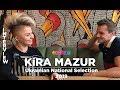 Capture de la vidéo Esckaz In Kyiv: Interview With Kira Mazur - Ukrainian National Selection 2019