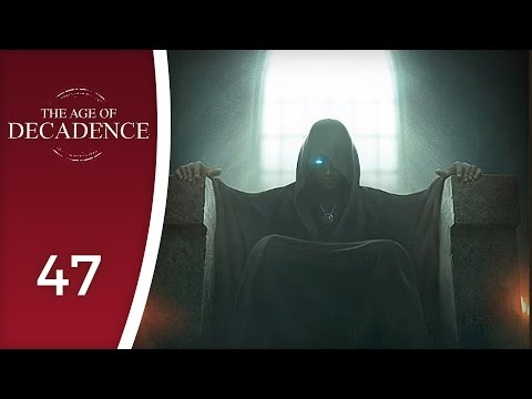 To become a god - Let's Play The Age of Decadence #47