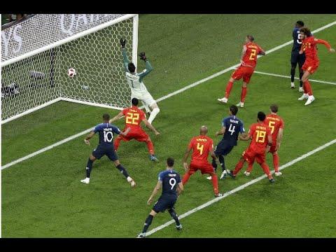 França é a primeira seleção finalista no Mundial da Rússia | SBT Brasil (10/07/18)