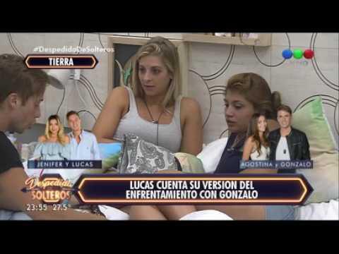 ¿Lucas mintió sobre su enfrentamiento con Gonzalo? - Despedida de Solteros
