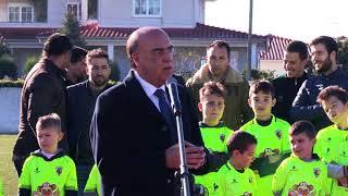 Inauguração  do relvado sintético do Sporting Clube da Ucha
