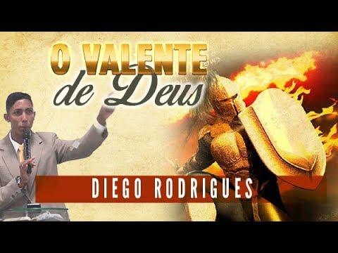 Diego Rodrigues - O Valente de Deus