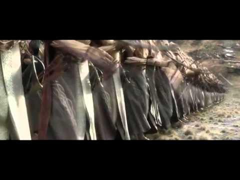 Хоббит битва пяти воинств -вырезанные сцены