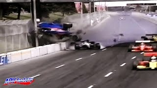 Jeff Krosnoff Fatal Crash 1996 CART Toronto