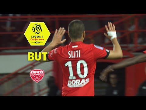 But Naim SLITI (26') / Dijon FCO - Olympique Lyonnais (2-5)  (DFCO-OL)/ 2017-18