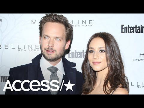 'Suits' Star Patrick J. Adams & Wife Troian Bellisario Are Expecting Their First Child  Access