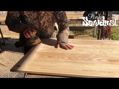 Build A Large Wood Sign From Start To Finish