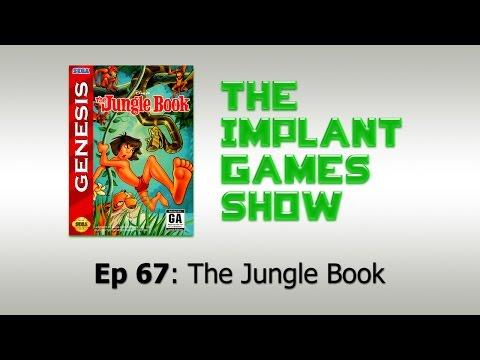 The Jungle Book Review (Sega Genesis) 60 fps