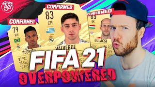 *CONFIRMED* OP CARDS FOR FIFA 21! - FIFA 21 Ultimate Team
