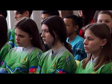 Образовательные занятия участников Всероссийской школы безопасности «Звезда надежды» в ВДЦ «Смена»