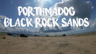 Porthmadog Blackrock sands