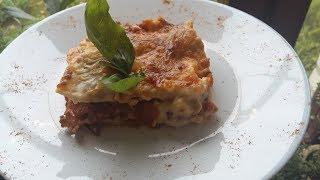 Лазанья | Обрусевшие рецепты | Lasagne