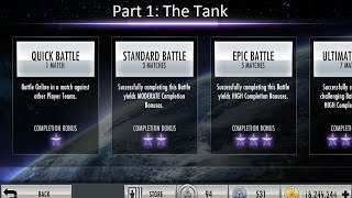 Part 1. Injustice Mobile: MP Team-Building Strategy, the Tank