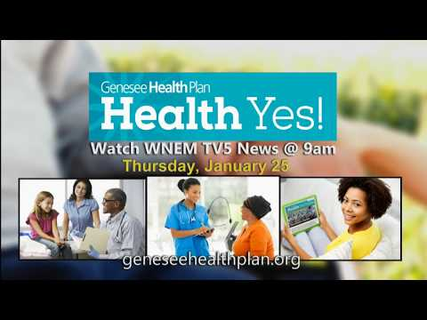 GHP WNEM TV 5 HealthYes:  Importance of Dental Health and GHP's NEW Senior Dental Program 1/25/18