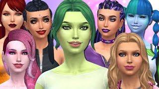 ADOLESCENTES SOBRENATURAIS #01 - The Sims 4