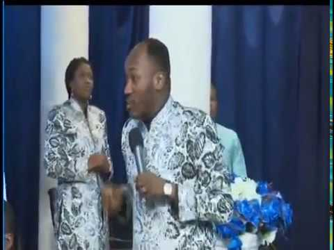 #Apostle Johnson Suleman(Prof) #The Lion Of The Tribe Of Judah #1of3
