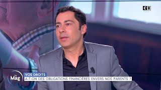A-t-on des obligations financières envers nos parents ?