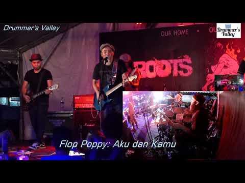 Flop Poppy - Aku dan Kamu - Roots Fest - Master Club