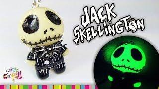 Jack Skellington Polymer Clay Tutorial / Jack Skeleton de Arcilla Polimérica Thumbnail