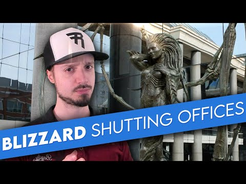 Blizzard closing office in France; Diablo Immortal Trademark filed, & more...