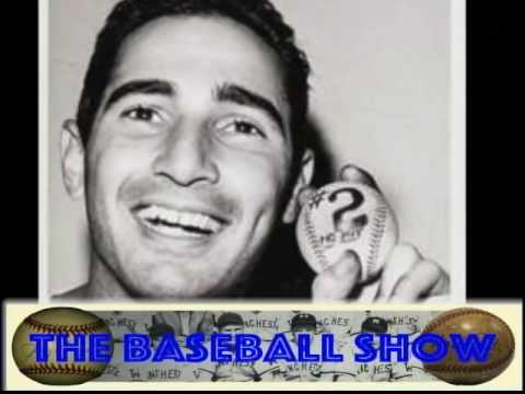 Ward 13 Presents The Baseball Show 2: Remembering Sandy Koufax