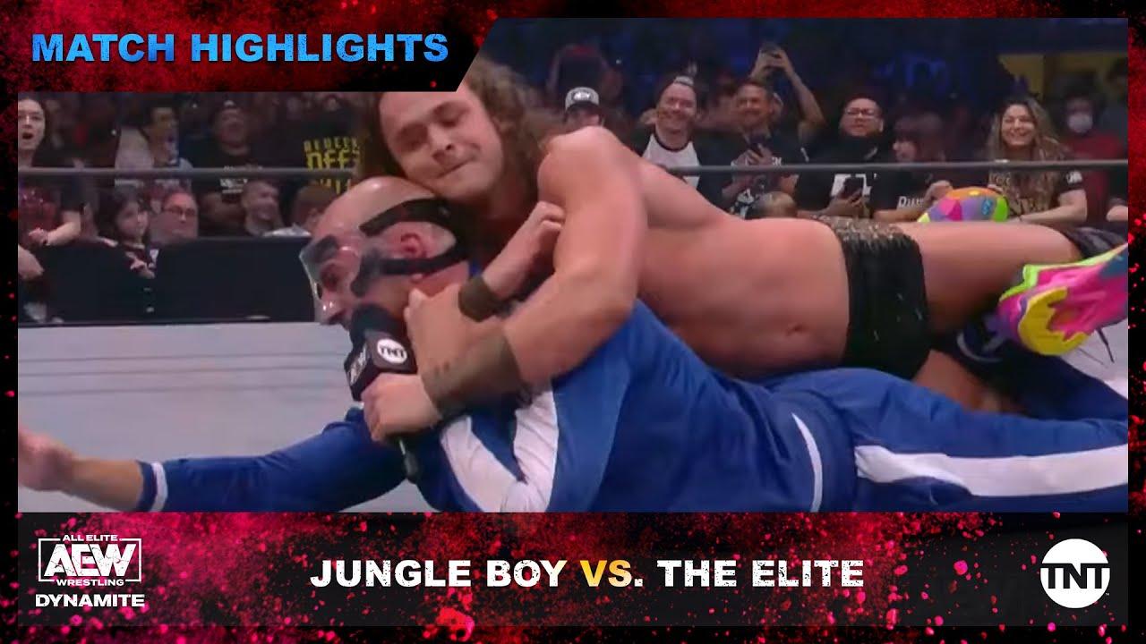 Jungle Boy Summons The Elite