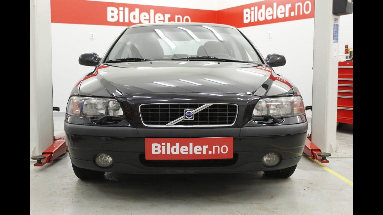 Volvo S60: Hvordan bytte registerreim og vannpumpe (2.4 bensin) - 2000 til 2009 mod. - YouTube