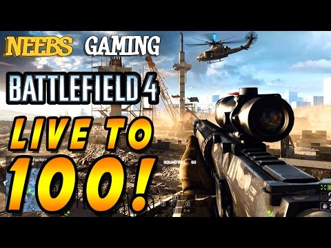 Battlefield 4 - How to Live to Be 100